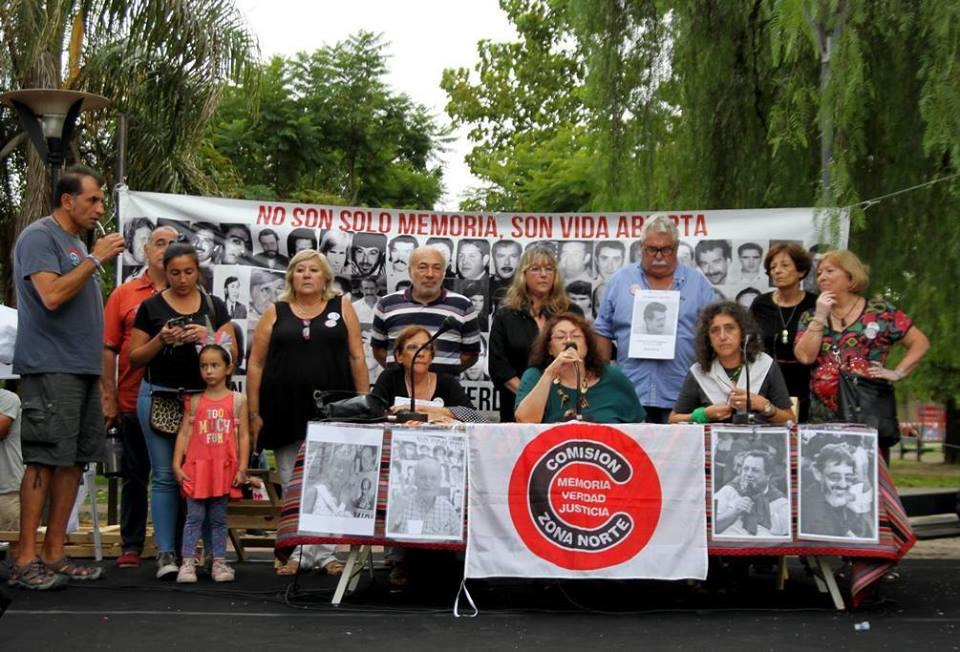 Comisión Memoria Verdad Justicia