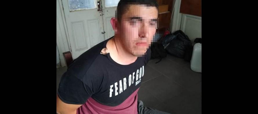 Las Heras al 2800: allanan domicilio y detienen a un hombre por robo de autos