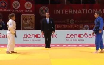La Peque Pareto se subió a lo alto del podio en Rusia y le apuesta fuerte a los Juegos Panamericanos y Olímpicos