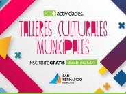 El lunes abre la inscripción a los talleres culturales municipales