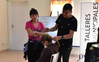 Comenzaron los talleres culturales municipales