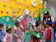 Los centros educativos y jardines maternales municipales celebraron la Pascua