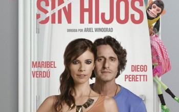 Cine en los Barrios: en la Plaza Manuel Belgrano se proyectará gratis la película 'Sin Hijos'
