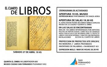 Muestra artística en el Museo de la Ciudad