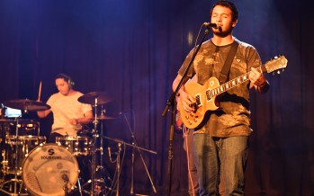 Noche de rock con Severino y Teslan en el Teatro Martinelli
