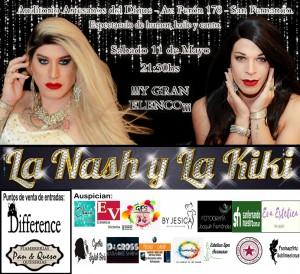 La Nash y la Kiki