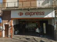 Un detenido por el robo al Carrefour Express de Victoria