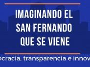 Charla abierta sobre democracia, transparencia e innovación en la gestión local