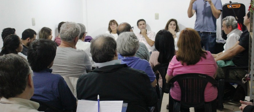 Se realizó una charla-debate sobre los desafíos de la política y la gestión pública a nivel local