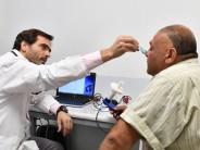 Abrió un consultorio especializado en asma y EPOC en el Centro de Salud Bertrés