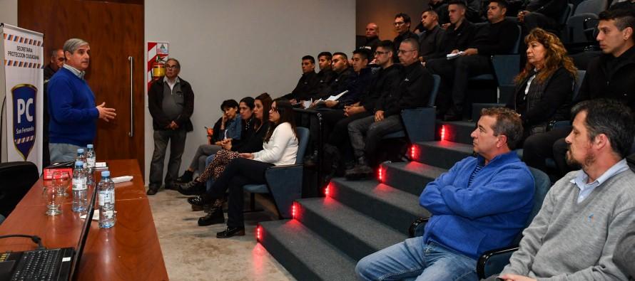 Se incorporaron 35 personas al área de Protección Ciudadana para tareas de patrullaje
