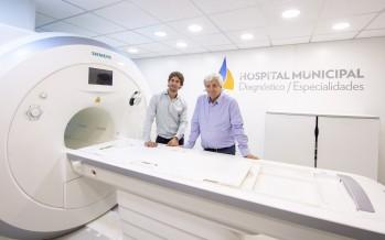 Este domingo se inaugura el Hospital Municipal de Diagnóstico y Especialidades 'San Cayetano'