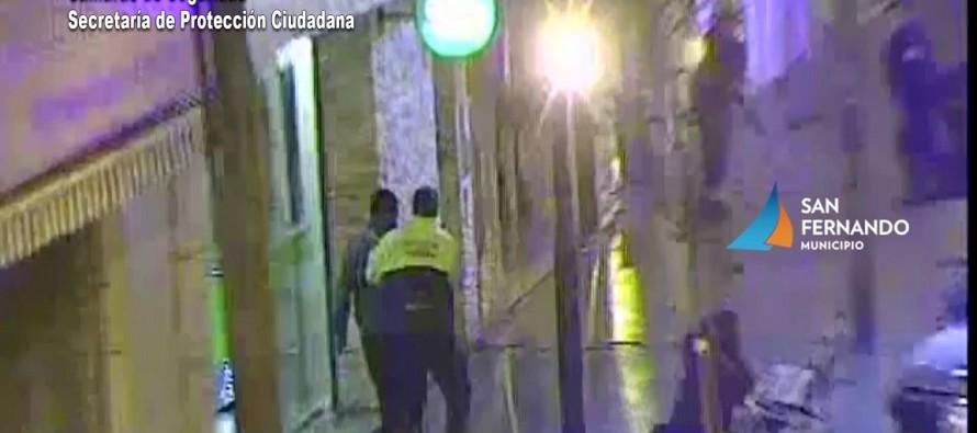 Dos detenidos por robar una moto estacionada en Avellaneda y Suipacha