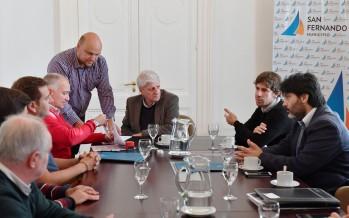 El municipio firmó un convenio de cooperación con el INTA para continuar el trabajo en el Delta