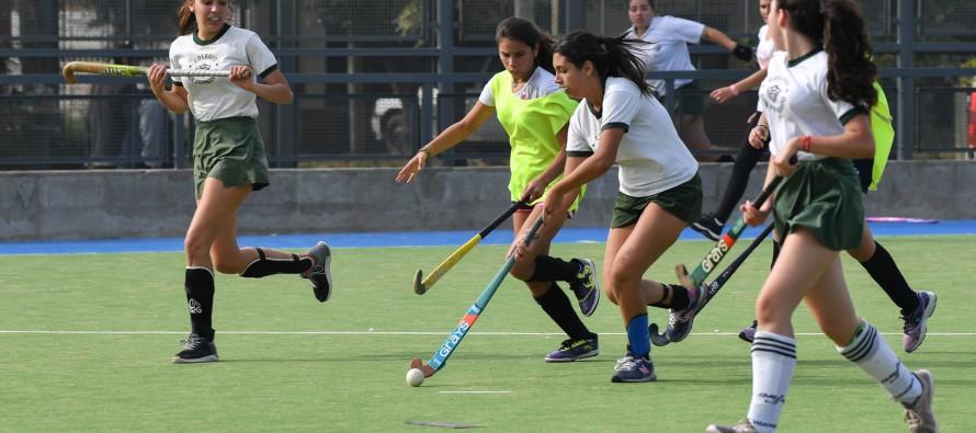 El Poli N° 7 es la sede de la etapa clasificatoria de hockey para los Juegos Bonaerenses 2019
