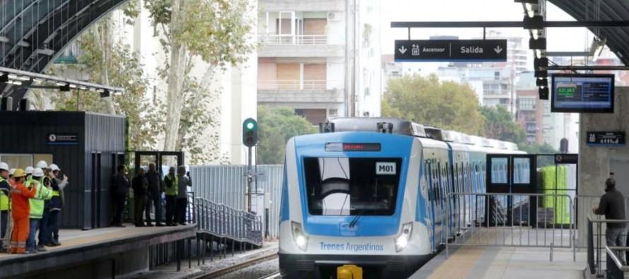 Viaducto Mitre: cómo fue el primer viaje del tren entre Tigre y Retiro