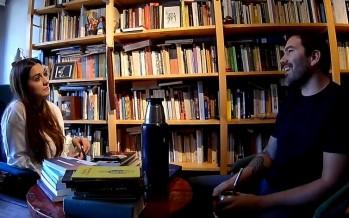 """Matías Molle: """"Hay que ser auténtico. Eso soy yo y este libro es parte de mí"""""""