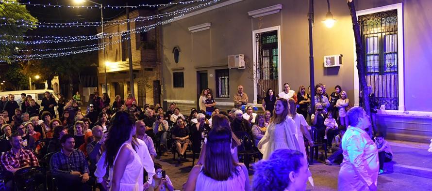 El Teatro Martinelli presentó su programación 2019