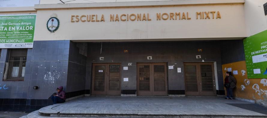 La Escuela Normal 'Artigas' renovó su sistema de calefacción