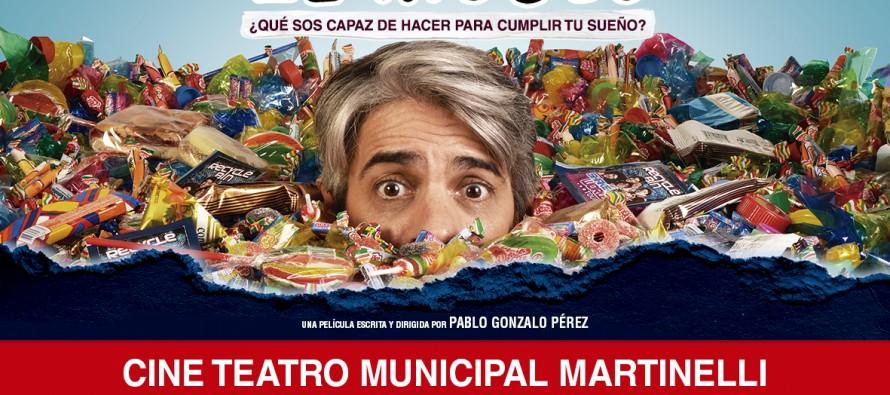 """El domingo se proyectará la película """"El kiosco"""" en el Teatro Martinelli"""