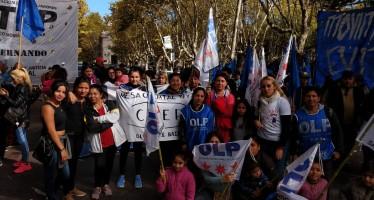Crónica en primera persona: ollas populares en Plaza Mitre como medida de lucha