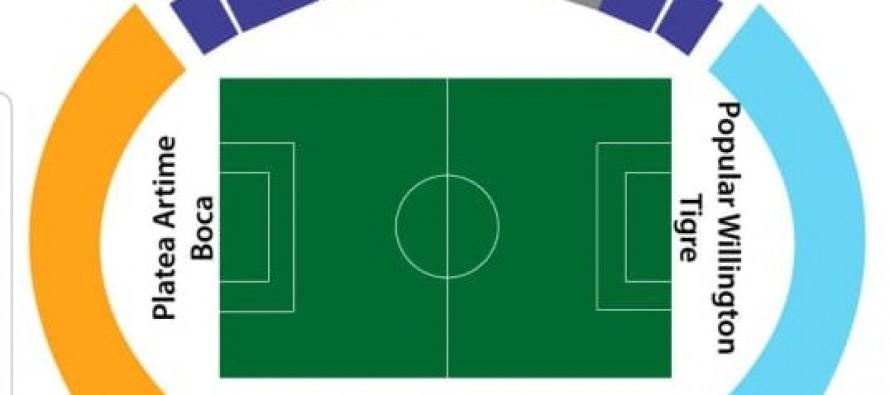 Se ponen a la venta las entradas para la final de la Copa Superliga