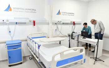 El Hospital Municipal suma equipamiento especializado