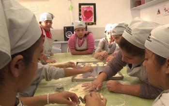 Los chicos del Centro Educativo Integral Municipal N° 4 visitaron la Escuela de Oficios