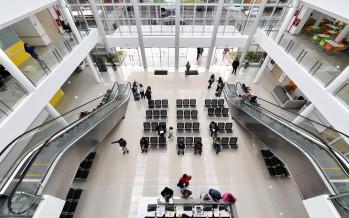 Cámaras de seguridad, lectores de rostro y un centro de monitoreo interno en el Hospital Municipal