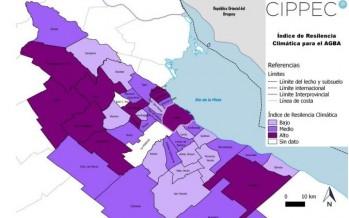 Según CIPPEC, San Fernando es uno de los pocos municipios preparados para el cambio climático