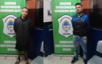 Dos detenidos por robar a un comerciante en Cordero al 2800 y después encerrarlo en la cámara de frío