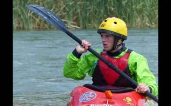 Un sanfernandino participa del Mundial de Kayak Freestyle que se disputa en España
