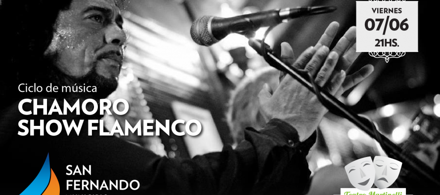 La cartelera del finde del Teatro Martinelli traerá flamenco y folclore