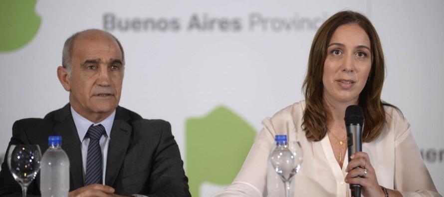 Daniel Salvador será nuevamente el candidato a vice de Vidal