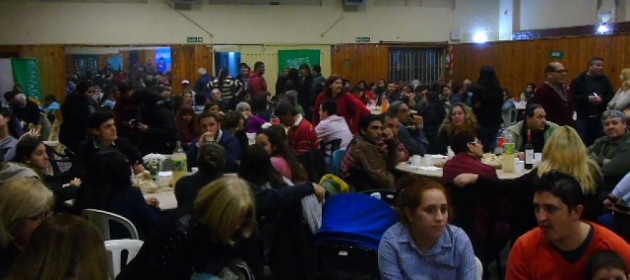 Cena solidaria para los comedores y merenderos de nuestra ciudad
