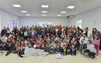 Colonias de Invierno en nuestra ciudad: actividades para niños, adultos mayores y personas con discapacidad