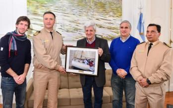 Reconocimiento de la Prefectura Naval Argentina a la gestión municipal