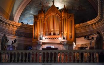 Concierto de órgano en la Iglesia Aránzazu