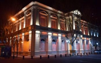 La municipalidad se iluminó de naranja en el marco de la jornada nacional de concientización sobre Trastorno del Déficit Atencional