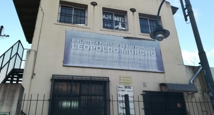 """La Biblioteca Murcho celebra sus primeros 20 años: """"El tiempo que uno dedica tiene sentido porque la biblioteca es inclusiva"""""""