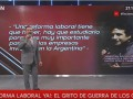 Fuertes críticas a las declaraciones de Sebastián Salvador sobre la necesidad de una reforma laboral