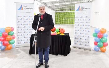 """Luis Andreotti: """"Nuestra campaña es nuestra gestión"""""""