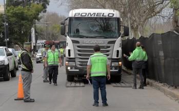 Operativos de control vehicular en nuestra ciudad