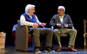 """La obra """"Aeroplanos"""" subió a escena en el Teatro Martinelli"""