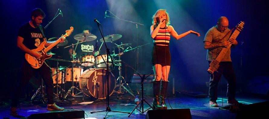 Madco Beltzer y Asociados del Soul se presentaron en el Teatro Martinelli