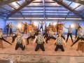 La Compañía Gaucha Argentina realizó un video en el Parque Náutico