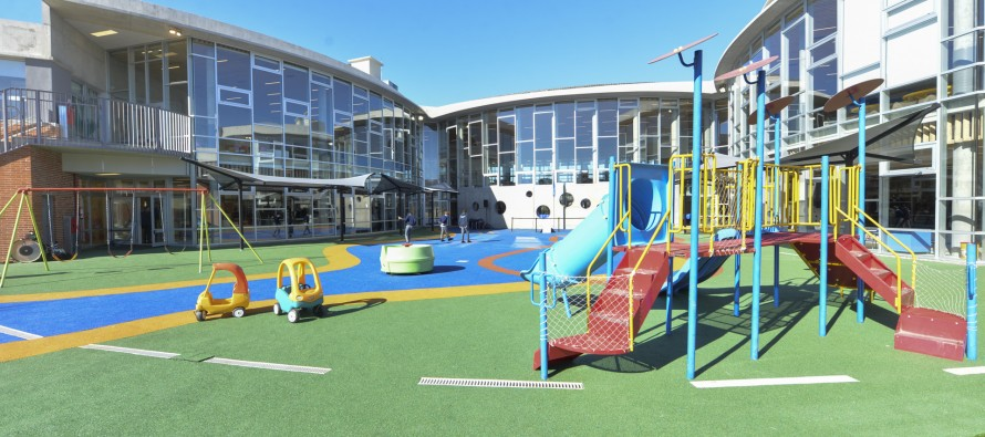 Se inauguró el Jardín de Infantes Campus San Andrés