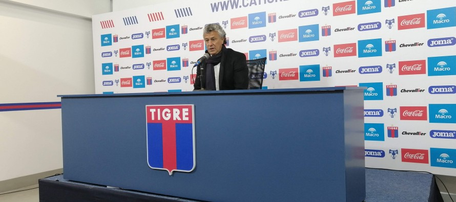 """Pipo Gorosito: """"No se si ganar pero mínimo merecíamos empatar"""""""