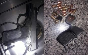 Payró al 1600: una policía ocultó su arma en el horno, lo encendió y la pistola se disparó nueve veces