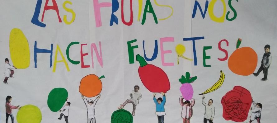 La escuela de La Barquita del delta sanfernandino participa de un concurso saludable
